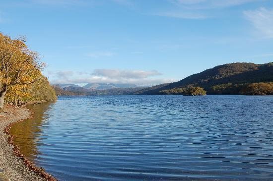 Lakeland Holiday Park - Haven : This is what you go to the lakes for