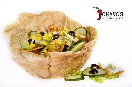 Chavo's Burritos Grill: bowl