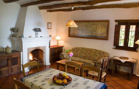Sierra Nevada National Park, Spain: Livingroom