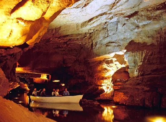 La Vall d'Uixo, Spanien: coves de sant josep.