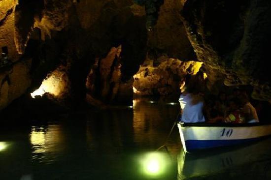 La Vall d'Uixo, Spanien: coves de sant josep
