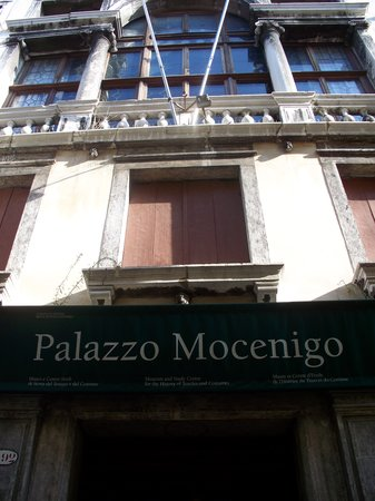 Palazzo Mocenigo: Exterior View