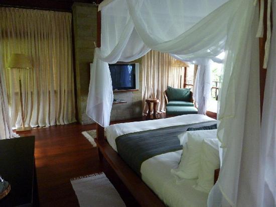 COMO Shambhala Estate: Bett