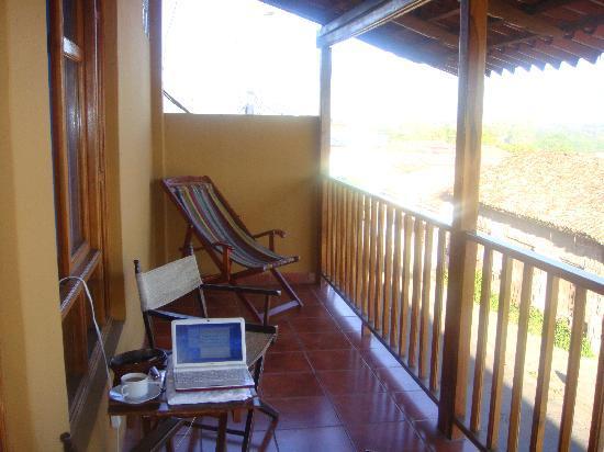 Hotel Los Arcos: Suite #220 Balcony