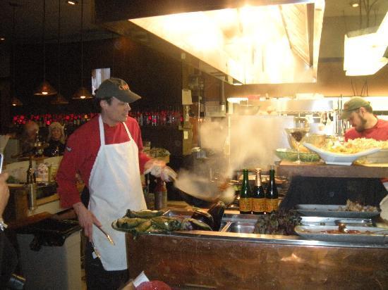 Cyprus: Chef making it happen