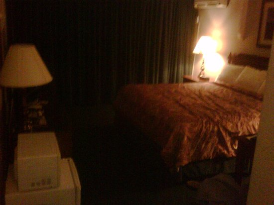 Best Western College Way Inn: king room angle 2