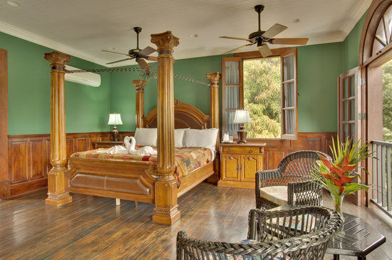 Mahogany Hall Boutique Resort: Colonial  Suite