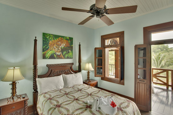 Mahogany Hall Boutique Resort: Deluxe Suite