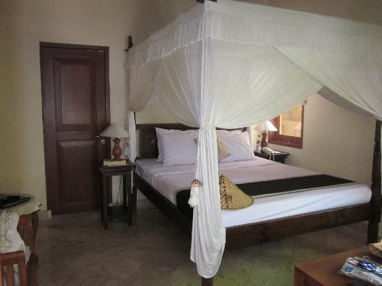 Villa Diana Bali: the room