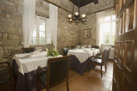 Restaurante Roberto: Reservado