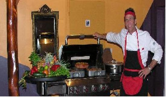 Txik Txak: Gerardo - Chef cubain