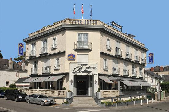 Western Brittany La Baule Centre 7 Avenue Des Impairs La Baule France Fr Europe
