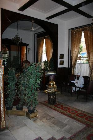 Carlton Hotel: Lobby area