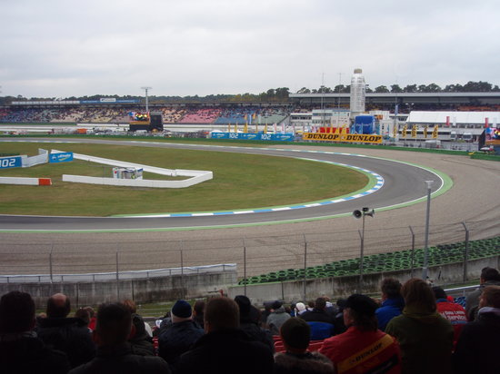 Hockenheim, Germany: サーキット