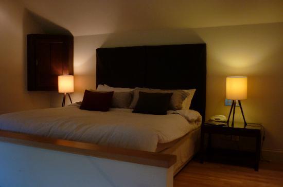 Monachyle Mhor Bedroom