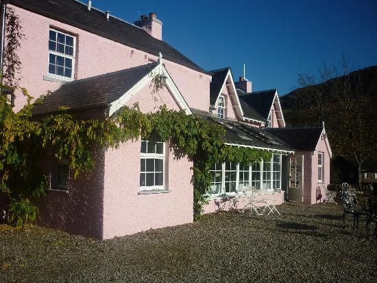 Monachyle Mhor: Hotel front view