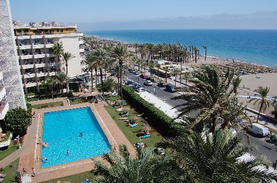 Bajondillo Apartments : vistas terraza