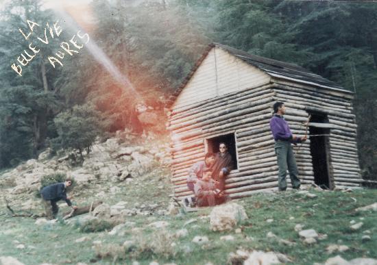 Batna, Argelia: souvenire du pic des cedres