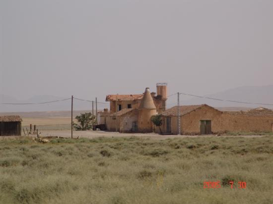 old colonial farm(batna)