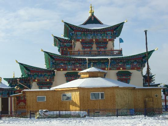 Ivolginsk Datsan (Buddhist Monastery): Ivolginsky Datsan