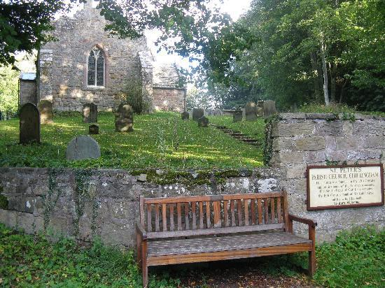 Alnwick, UK: St Peter's Parish Church in Chillingham