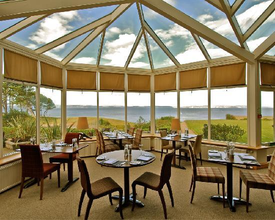Golf View Hotel & Spa: Conservatory Bistro