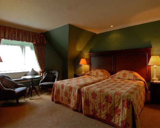 Golf View Hotel & Spa: Twin Room