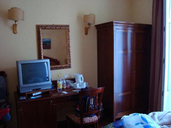 Best Western Ai Cavalieri Hotel: Camera 303.