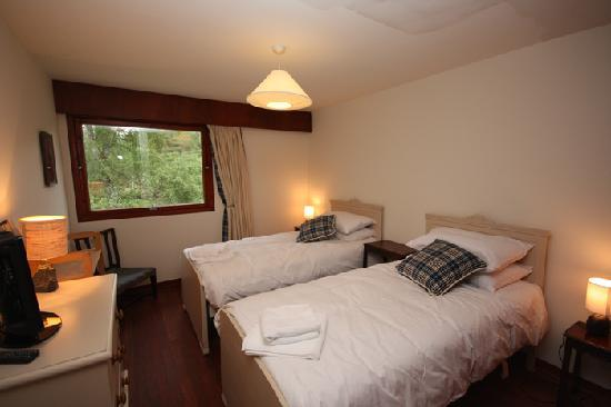 Spey Lodge: Twin Bedroom