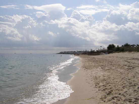 El Mouradi Club Selima: the finest sandy beach