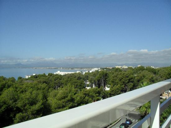 Aparthotel SunClub Salou: at least it had a lovely view the only good thing there was