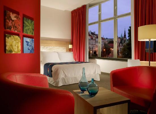 Park Inn Hotel Prague: Standard room