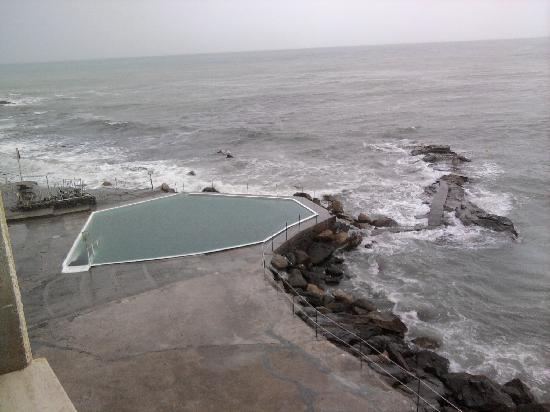Hotel Rocce del Capo: Dalla finestra della camera