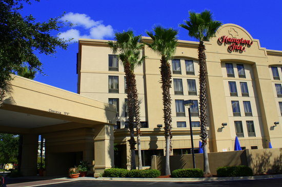 Hampton Inn Jacksonville Downtown I-95