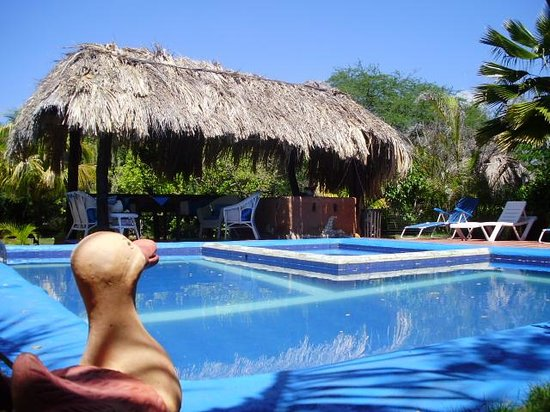Finca Maribel: Der Pool