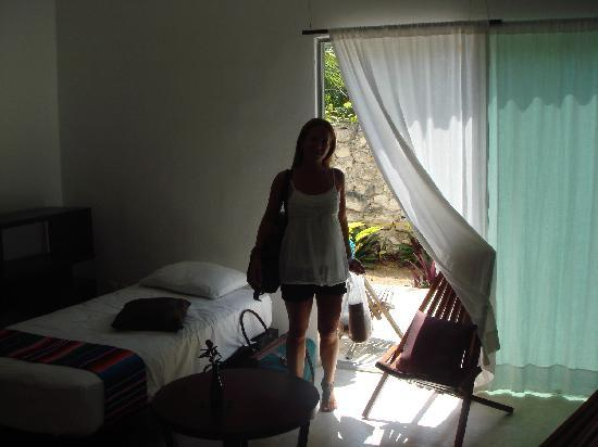 Villas H2O: Habitacion muy grande linda comoda limpia!