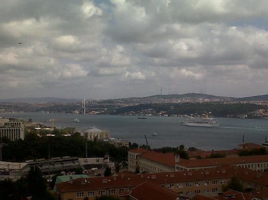 Gezi Hotel Bosphorus: My View
