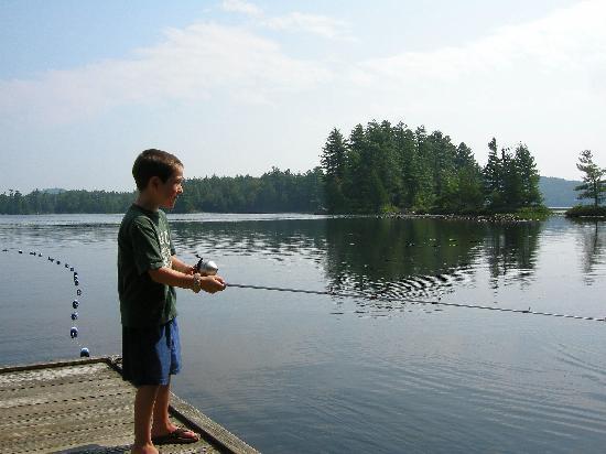 The Waldheim : Fishing