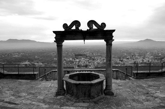 Palestrina, Italy: il Pozzo