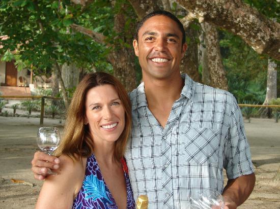 Villas Hermosas: Owners Brad and Tara