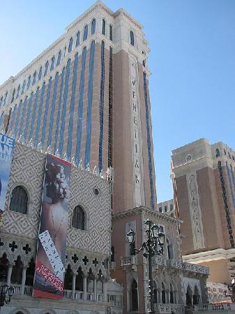 The Palazzo Resort Hotel Casino: The the Venetian