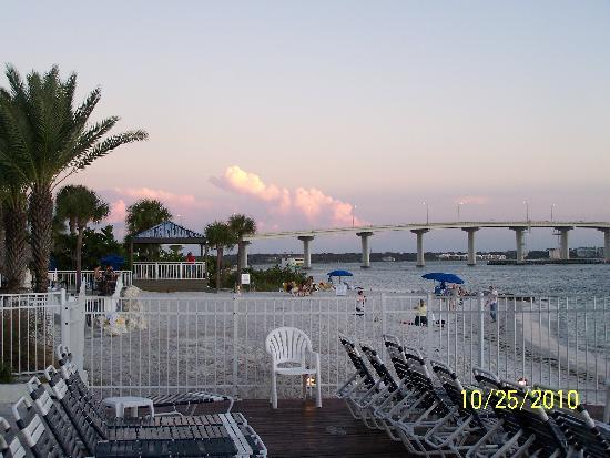 GulfView Hotel - On The Beach: beach area