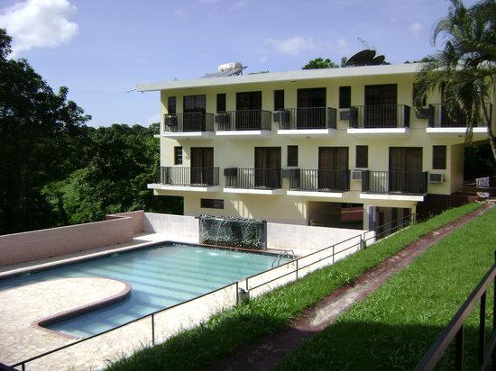 Aguada, Puerto Rico: Parte de las facilidades del hotel JB Hidden Village