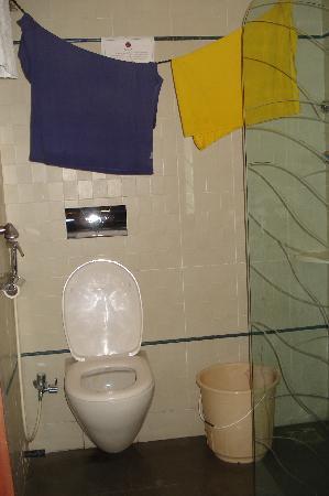 Hotel Suba Palace : Bathroom photo 1