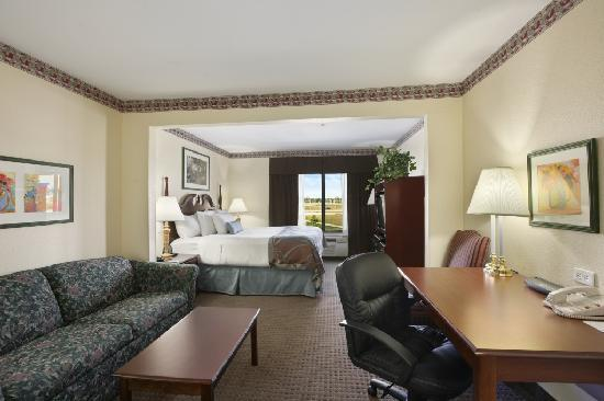 Wingate by Wyndham Indianapolis Northwest : King Bedroom