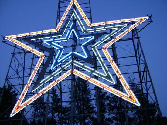 Sutton, WV: Roanoke Star