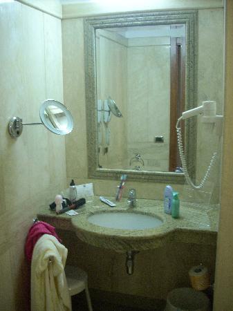 Quality Hotel Nova Domus: bagno