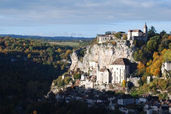 Logis Le Belvedere : Vue de la chambre n°15