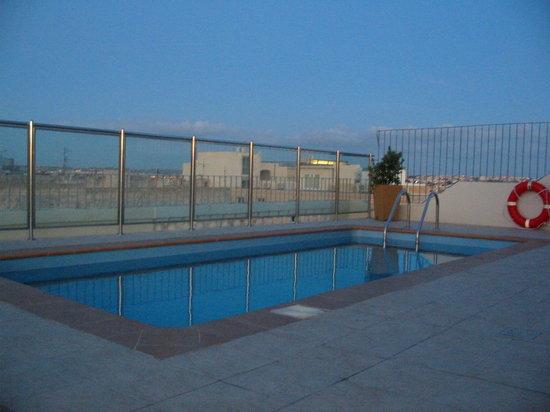 Osborne Hotel: la piscine