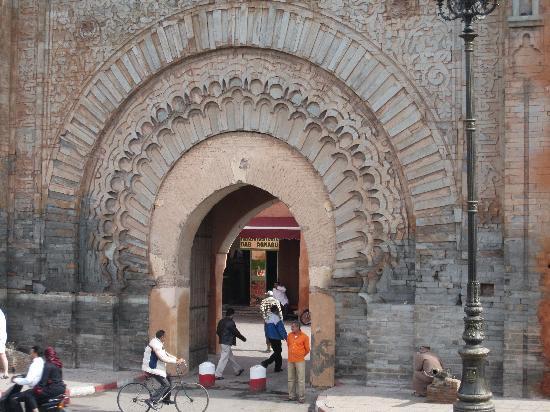 Riad Saba : Bab Agnaou